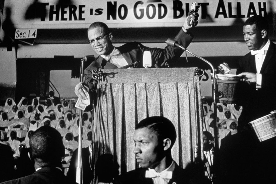 malcolm x muslim religion essay Evidence of malcolm believing this is when he said, america needs to understand islam, because this is the one religion that erases from its society the race problem (347) malcolm x's trip to mecca showed him what true islam was.